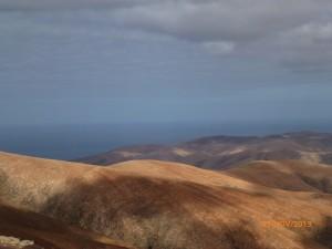 Krajobraz Fuerteventury