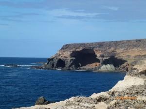 Wybrzeże wyspy Fuerteventura