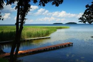 z11442549V,Mazury--Polska--Port-jachtowy-Niedzwiedzi-Rog-na-jeziorem