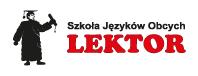Szkoła Języków Obcych LEKTOR logo